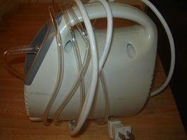 Come utilizzare un nebulizzatore per i vostri bambini