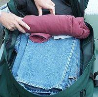 Come mettere in valigia una borsa Carry-On