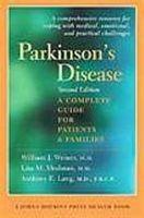 Che anno era il morbo di Parkinson scoperto?