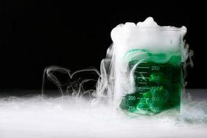 Come sciogliere ghiaccio secco