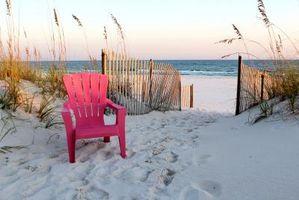Parchi RV vicino alla spiaggia di Gulf Shores, Alabama