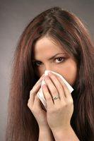 Come faccio a sbarazzarsi di un naso rosso soffocante?
