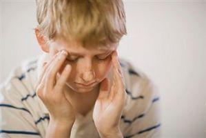 Tensione mal di testa nei bambini