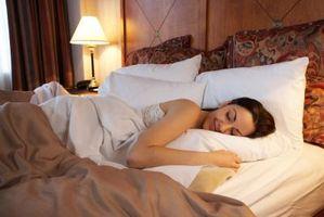 Come controllare sudorazioni notturne