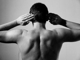 Come costruire parte superiore della schiena Muscoli
