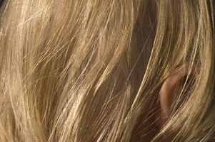 Come posso risolvere e far crescere capelli danneggiati?