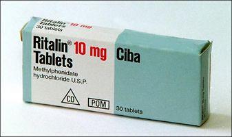 Ritalin a Lungo Termine Effetti collaterali