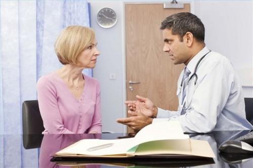 Come parlare con il medico su Back Pain