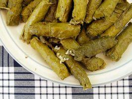 Istruzioni di dieta mediterranea