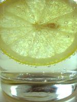 Come bere Seltzer Invece di acqua