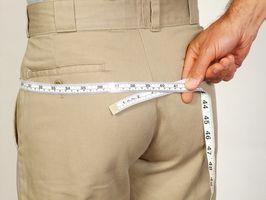 Come masterizzare inferiore del corpo grasso