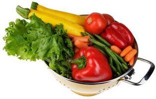Come uccidere E. coli sui prodotti
