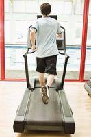 Treadmill Interval Training per la massima bruciare calorie