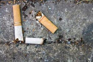 Informazioni sui rischi del fumo