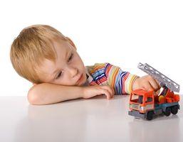 Segni e sintomi di carenza di tiroide nei bambini