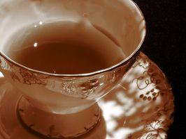Come fare un Tea Caffeinated Quasi Decaffeinato.
