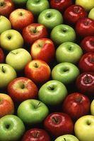 Bragg aceto di mele Nutrizionali