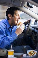 Healthy fast-food da mangiare