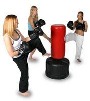 Come Tape Caviglie di Kickboxing
