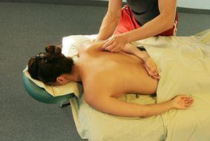 Tabelle di massaggio elettrico di trattamento