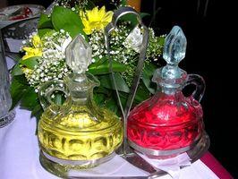Salute Vantaggi di Oil & Vinegar Dressing