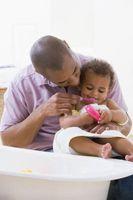Come lavarsi i denti per bambini in età prescolare