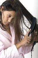 Test medici per capire perché i capelli sono secchi