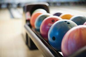 Come risolvere una palla da bowling che ha ottenuto Scuffed & Nicked
