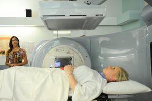 Radiazioni per il cancro del polmone e dell'esofago Dolore