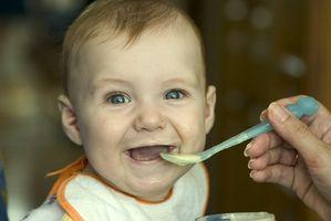 Alimenti per neonati Muscle & sviluppo del cervello