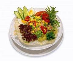 Come mangiare porzioni sane