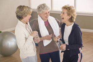 Gli effetti positivi dell'esercizio fisico sulla Mood negli anziani