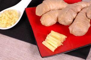Effetti collaterali di Ginger integratori