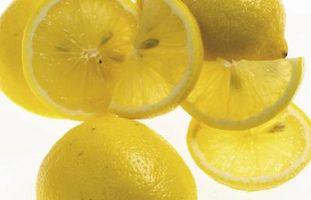 L'ingestione di limone e olio di Mandorle