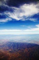 Effetti di maggiore altitudine sul respiro