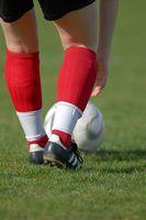 Come Avvolgere stecche shin Con Athletic Tape