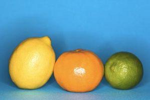Come utilizzare Acido citrico in Ricette