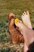 Home Remedy per piedi sudati