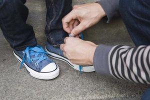 Come rimuovere una scheggia da un Childs piede