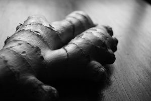 Root Ginger per infezioni virali