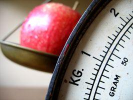 Come misurare il grasso corporeo con una bilancia