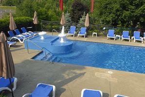 Piscina Rischi piscina per bambini