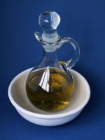 Come utilizzare olio extravergine di oliva sulla pelle di un bambino