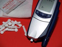 Disidratata e Falso Positivo Diabete