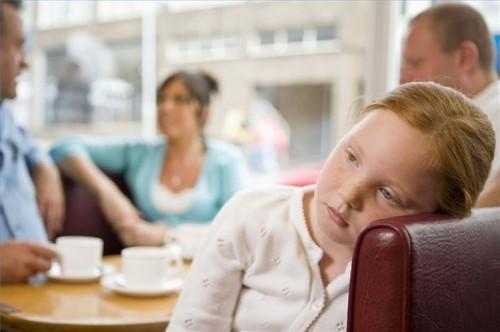 Come guardare per la depressione nei bambini