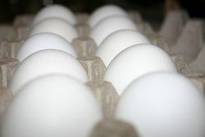 Cose da fare con i bianchi d'uovo