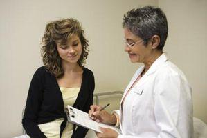 Sintomi di HPV sulla guancia
