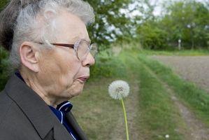 Quali sono le cause Mancanza di respiro in Anziani?