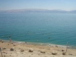 Si può Float nel Mar Morto?