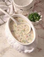 Qual è la differenza tra Chowder e Crema Soup?